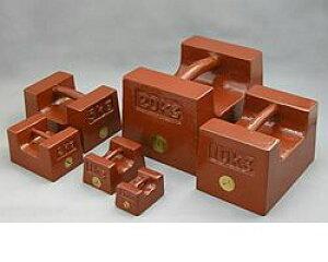 村上衡器製作所 村上衡器 MURAKAMI0301 鋳鉄製まくら型分銅 M1級1kg MURAKAMI-0301