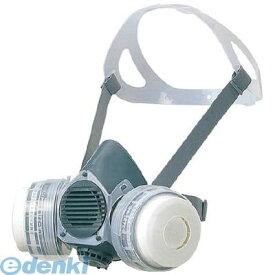 重松製作所 [GM80SM] 直結型小型防毒マスク GM80S Mサイズ【ポイント10倍】