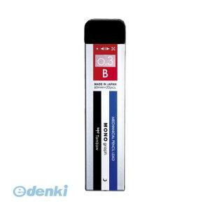 トンボ鉛筆 R3-MGB01 シャープ芯モノグラフMG0.3Bモノ【1個】 R3MGB01