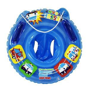 永和 4560111496209 ベビー浮き輪 ブルー