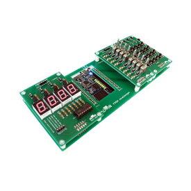 アドウィン ADWIN AKE-1104S キットで学ぶ!シリーズNo.4 FPGAチャレンジャー入門編:ALTERA版 キット+CDセット AKE1104S
