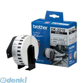 ブラザー販売 [DK-2210] 長尺紙テープ 感熱紙 DK2210【ポイント10倍】