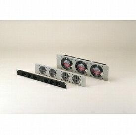 タカチ電機工業 HSP-133B 直送 代引不可・他メーカー同梱不可HSP型ファンモーター付ラックパネル HSP133B