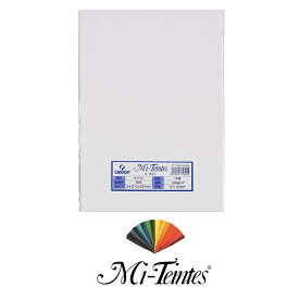 【A4サイズ】マルマン ミタント 10枚 ホワイト(271655P)271-655P/maruman/Canson/Mi-Teintes/高級画用紙/白