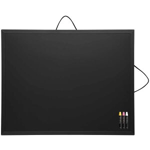 【A2】レイメイ藤井/ブラックボード A2 つや消し チョークパステル付(LNB25)黒板アート raymay