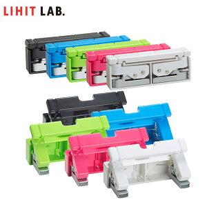 【全5色】LIHIT LAB.(リヒトラブ)/コンパクトパンチ(P-1040) 携帯・収納に便利!折りたたみ式のパンチ