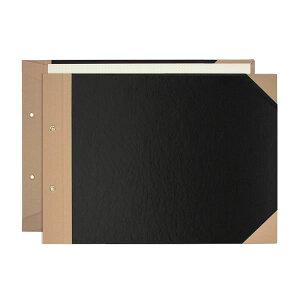 【A4-E】プラス/とじ込表紙 2穴 (FL-007TU・77-186) A4 横型 つづりひもで厚さは自在に調整。 PLUS