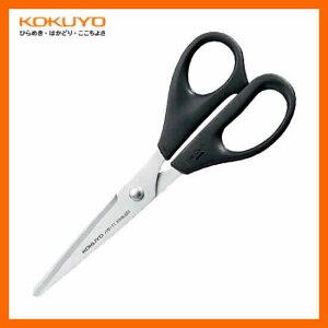 KOKUYO/高級ハサミ ハサ-11ND 黒 刃渡り65mm 分別廃棄が可能 コクヨ