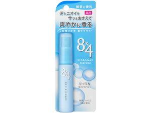 8×4 デオドラントエッセンス せっけんの香り 15ml