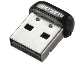 エレコム/小型無線LANアダプタ 150Mbps ブラック/WDC-150SU2MBK