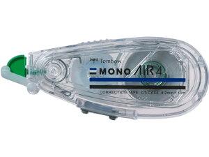 トンボ鉛筆/修正テープ モノエアー4 詰替タイプ 本体 4.2mm