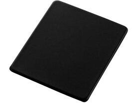 エレコム/ソフトレザーマウスパッド ブラック/MP-SL01BK