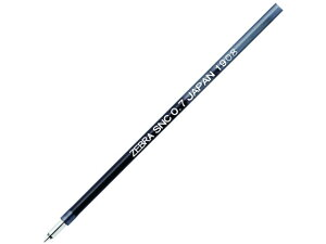 ゼブラ/エマルジョンボールペン替え芯SNC-0.7芯 黒/RSNC7-BK