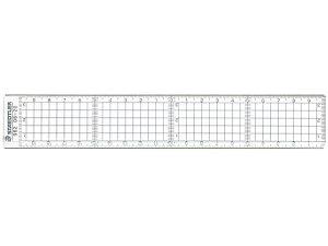 ステッドラー/カッティング用方眼定規 20cm/962 08-20