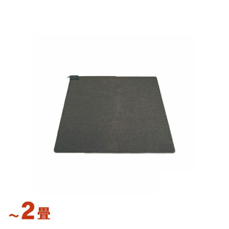 ホットカーペット 2畳 本体 176×176 正方形 TWA-2000BI 電気カーペット ホットマット 2畳用 暖房 冬 TEKNOS ●2【D】