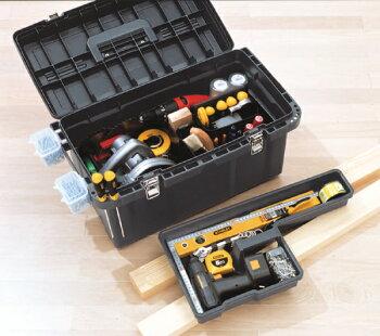 ハードプロHDP-640【コンテナボックス/収納ボックス/RVボックス/工具箱/工具ケース】