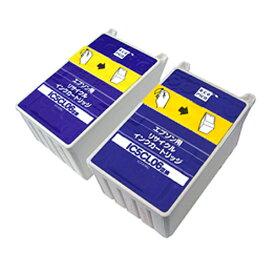 エコリカエプソンリサイクルインクECI-E06C2Pカラー《2個入り》【TC】EPSON、ecorica、カートリッジ