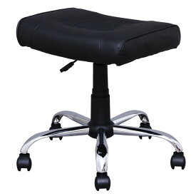 オットマン レザー スツールオフィスチェア リクライニング チェア 椅子 イス デスクチェア パソコンチェア 足置き 足休め フットレスト オフィス 書斎【予約】
