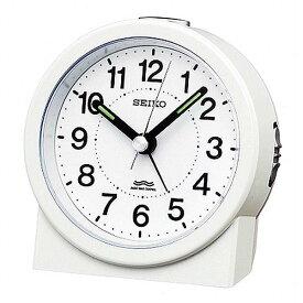 時計 目覚し時計 電波時計 SEIKO 電波目覚し時計 KR325W [セイコー/電波時計/トケイ/とけい/クロック/置時計/めざまし時計]【TC】【HD】