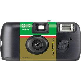 写ルンです シンプルエース フイルムカメラ カメラ 写ルンです FUJIFILM 富士フイルム 【D】