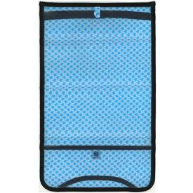 コクホー ランドセルカバー 3D柄タイプ へり巻き ブラック スター No.551-01【ネコポスも対応】 *