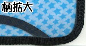 【ネコポス対応】透明ランドセルカバーブラック(スター)no.551-01【コクホ—】