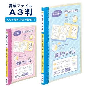 レイメイ藤井 賞状ファイル A3 スタディメイト 全2色 LSB101