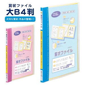 レイメイ藤井 賞状 ファイル 大B4判 八二サイズ スタディメイト 全2色 LSB80