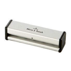 【10%OFFクーポン】Ashfordアシュフォード 5穴パンチ MICRO5サイズシステム手帳用 メーカー品番2751-100