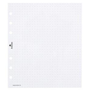 【10%OFFクーポン】アシュフォード システム手帳リフィル シールストックリーフ HB×WA5 メーカー品番6644-100