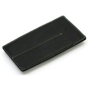 【10%OFFクーポン】伊東屋 ROMEO オイルキップ 万年筆ケース2本差し ブラック メーカー品番R-18【箱無しでメール便にて発送いたします】