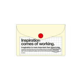 【10%OFFクーポン】デルフォニックス ビニールカードケース クリー メーカー品番500107 180