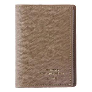 【10%OFFクーポン】デルフォニックス キトリ カードファイル S グレージュ メーカー品番500226-210