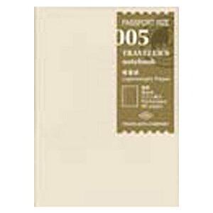 【10%OFFクーポン】デザインフィル トラベラーズノート パスポートサイズ リフィル 軽量紙 メーカー品番14371006