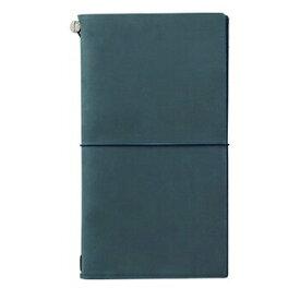 【10%OFFクーポン】デザインフィル トラベラーズノート ブルー メーカー品番15239006【メール便送料無料】
