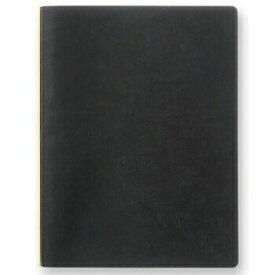 【10%OFFクーポン】PLOTTER プロッター 6穴リングレザーバインダー A5サイズ Puebroプエブロ ブラック メーカー品番777-164-55