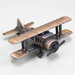 アンティークな仕上げのレトロ調の鉛筆削り アンティーク調 鉛筆けずり レトロ 飛行機