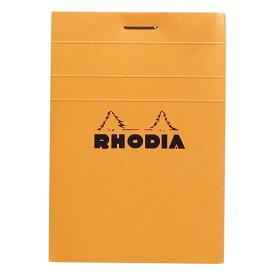 RHODIA ブロック ロディア メモ No11 方眼 cf11200 オレンジ ロングセラー