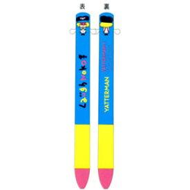 タツノコの人気キャラクター達がデフォルメ ラフノコシリーズ2色ボールペン ヤッターマン1号mimiペン