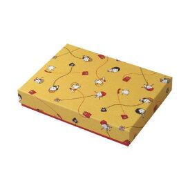 簡単に貼り箱が作れるキットに大人気「ますこえり」デザインが登場★ Hako de Kit ポストカードサイズ