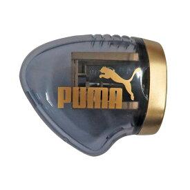 鉛筆の強い味方 2枚刃でスピードアップ クツワ PUMA ミニ鉛筆削り