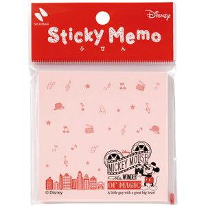 ディズニーキャラのかわいい付箋 ニチバン スティッキーメモ ディズニー・ミッキーマウスA