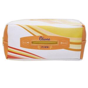 サカモト ドラッグストアシリーズ BOXティッシュペンポーチ クリネオ ティッシュ箱にもペンケースにもなる!