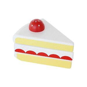 エド・インター 森のあそび道具 いちごのショートケーキ おままごと 知育玩具 プレゼント お祝い クリスマス 誕生日 熨斗