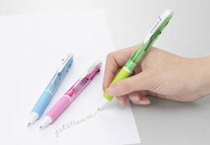 JETSTREAM(ジェットストリーム)ノック式3色ボールペン 【SXE3-400-07】【メール便可】[M便 1/3]
