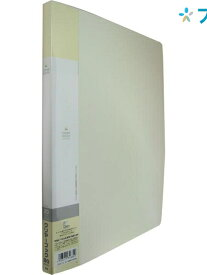 リヒト クリアブック リクエストクリアブックA4 20P G3201ホワイト リヒトラブ LIHITLAB 書類 保管 収容 収納 分類 保存 整理 薄型クリアーファイル中台紙付 ポケット固定式 交換式背見出しタイプ 書類の出し入れしやすい 分類整理に便利