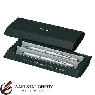 国誉有限公司机械铅笔、 圆珠笔套 [西北风] M100 银回填与 PK M100C
