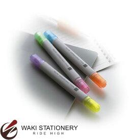 コクヨ 蛍光マーカー [WiLL STATIONERY ACTIC] 2色ツイン・3本セット F-WPM104SET