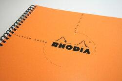 ロディアRHODIAクラシックリバースブック【デザイン文具】【デザインおしゃれ】