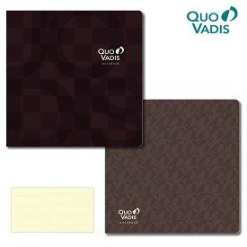 クオバディス QUOVADIS手帳 ダイアリー用 ノートブック16×16 プレステージ【デザイン文具】【Quo Vadis】